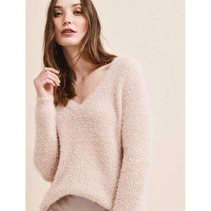 Fuzzy Dynamite Sweater NWOT